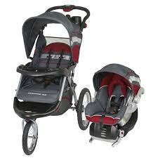 Baby Trend Expedition ELX Jogger Travel System - Baltic | Hayneedle
