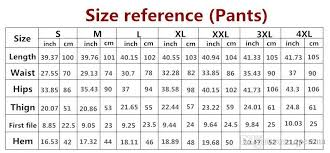 59 You Will Love European To American Sizes Pants