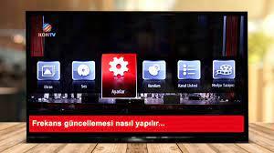 YENİ FREKANS BİLGİLERİMİZ - YouTube
