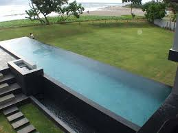 infinity pool edge. 20 Meter Infinity Edge Pool, Private House Batu In Bali. Pinned To Pool Design By Darin Bradbury. E