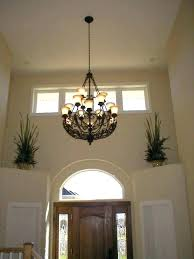 cosy chandelier size for two story foyer amazing chandelier for foyer ideas together with the best two