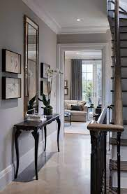 7 rules for decorating a console table