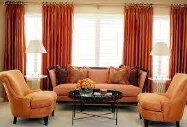 gentle peach color in the interior