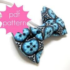 Bow Tie Sewing Pattern Unique Design Ideas