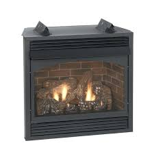 ventless propane fireplace vent free propane fire logs