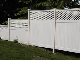 commercial vinyl fence boston ma pvc fencing in worcester amp