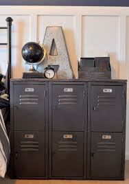 Locker Style Bedroom Furniture Furniture From Repurposed Items Repurposed Lockers Stylish