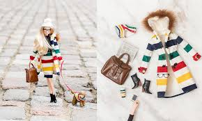 get the look hudson s bay company collection barbie