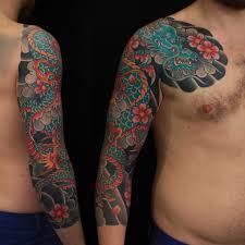 японские символы в тату