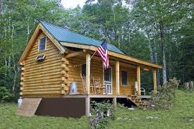 10 of the best tiny log cabin kits on