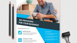 how to make a good flyer for your business free flyer design template how to create a flyer for your business