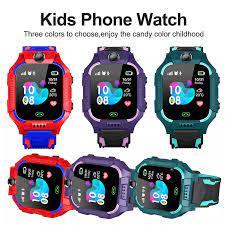 Z6 çocuk çocuklar akıllı saat IP67 derin su geçirmez 2G SIM kart GPS  Tracker kamera SOS çağrı konumu hatırlatma Anti kayıp PK Q50 Q12 Akıllı  Saatler