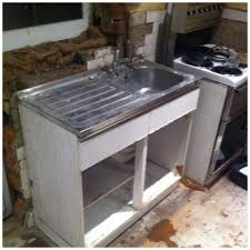 kitchen update demolishing our decrepit old sink well i guess