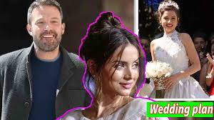 Ana doesn't want to be los angeles based and ben obviously has to since his kids live in los angeles. a second source added: Ana De Armas Blushed When Talking About Wedding Plans With Ben Affleck Ben Affleck Confused Video Dailymotion