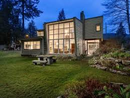 Vancouver Mid Century Modern And Architectural Real Estate Home