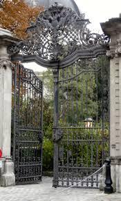 35 Besten Gates Tore Bilder Auf Pinterest Stahl Einfahrt Und