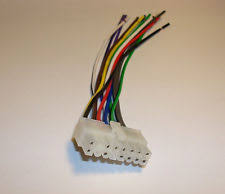 power acoustik car audio video wire harnesses power acoustik dvd wire harness ptid 5800 4007 4004