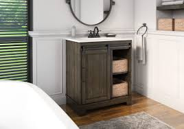 how can i upgrade my bathroom vanity with modern farmhouse style
