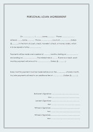 Let's explore the features of the document in question a bit further. 40 Free Loan Agreement Templates Word Pdf ᐅ Templatelab