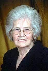Obituary for Marjorie Hickman Hargis, Hamburg, AR