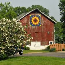 Barn Quilts in Rural America | Barn quilts, Barn and Sunflower quilts &  Adamdwight.com