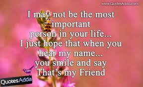 Friends Meaning Quotes Cool Best Friendship Quotations In English QuotesAdda Inspiring