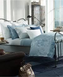 com ralph lauren indigo montauk king duvet cover home kitchen