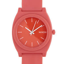 Купить <b>часы Nixon Time Teller</b> P Matte Coral Watch A119-3013-00 ...