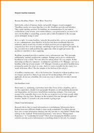 Great Resume Title Examples Professional Auto Title Clerk