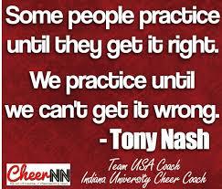 Cheerleading Quotes Extraordinary Cheer Coach Spotlight Tony Nash
