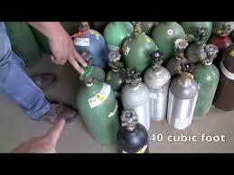Welding Bottle Size Chart How To Buy Used Welding Gas Bottles Oxygen Acetylene Argon