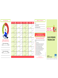 Blood Pressure Tracking Chart Pdf Blood Pressure Log Chart 6 Free Templates In Pdf Word