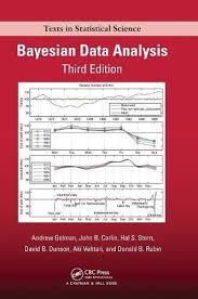 John G Hall Chart Bayesian Data Analysis Chapman Hall Crc Texts In