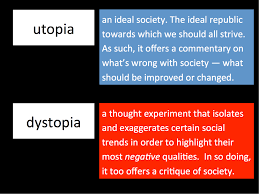 opposite utopia utopia versus myopia the imaginative conservative  i love the s dystopia nostalgia and ready player one utopia vs dystopia