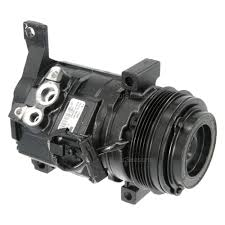Four Seasons® - Chevy Tahoe with Factory <b>Compressor</b> Type ...