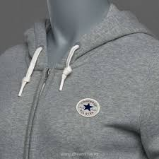 converse zip hoodie women s. retro hoodies - converse womens core full zip hoodie ul30386 women\u0027s clothing women s 6