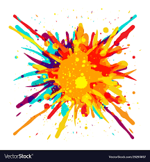 Splash Design Collection Of Free Vector Splash Color Download On Clipart