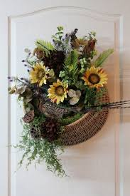 314 best Wall decor images on Pinterest | Spring wreaths, Floral ...