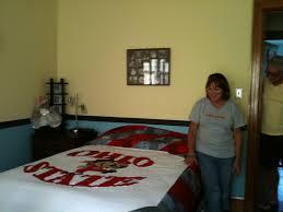 Ohio State Bedroom Brutus Ohio State Quilt Madisonzanecreations