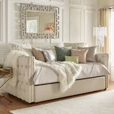 daybed with trundle. Ghislain Daybed With Trundle R