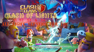 Clash Of Lights New Update Apk Download Clash Of Lights Private Servers
