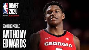 Anthony edwards is a forge your own path kind of player. Nba Draft 2020 Anthony Edwards Scouting Report Strengths Weaknesses And Player Comparison Nba Com Canada The Official Site Of The Nba