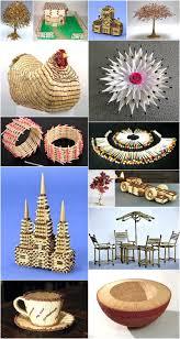 amazing art craft ideas with matchsticks