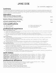 Direct Support Professional Resume Sample 24 Elegant Direct Support Professional Resume Sample Resume Sample 5