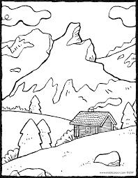 Zomer Kleurprenten Pagina 3 Van 4 Kiddicolour