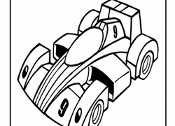 I think your kids will have fun while coloring the racing car with you. Race Car Coloring Pages Printables Education Com
