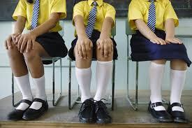 does wearing a school uniform improve student behavior