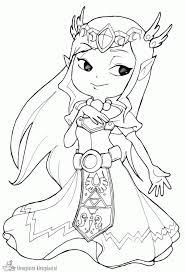 Kleurplaten The Legend Of Zelda Kleurplaten Kleurplaatnl