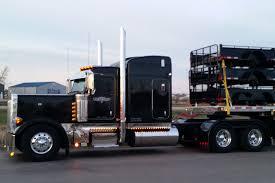 Peterbilt 379 Rear Light Bar Custom Semi Truck Accessories Shop Stainless Steel Parts