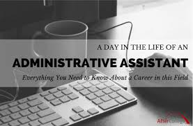 should you be an administrative assistant administrative assistant